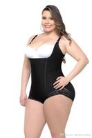 6XL Plus Size Donne Shaper corpo Shapewear del corsetto di Underbust di Cincher della vita Trainer Body Slim Butt Lifter Shapers CPA1123