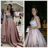 Плюс размер элегантные вечерние платья вечерняя одежда 2018 года длинные Vestidos Formates De Noche Party Prom Prog Prom Abiti мать невесты платья