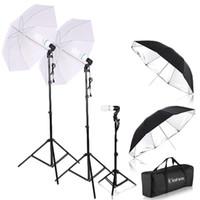"Photography Photo Video Studio Background Stand Support Kit 33"" Photography Umbrella Lighting Kit Professional Photo Video Portrait Studio"