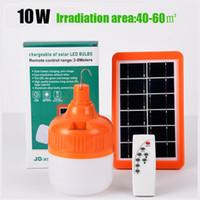 A2 de emergencia LED Linternas portátiles Iluminación portátil para acampar al aire libre luz de la noche la luz solar de la carga Mercado nocturno