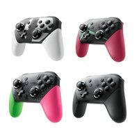 For Nintend Switch Pro Controller Bluetooth Wireless Gamepad...