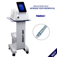 980nm Laser Spider Veins Removal Machine Vascular Relieve Tr...
