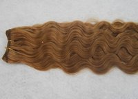 Brazilian Body Wave Virgin Hair Extensions 100% Remy Human H...