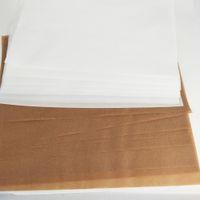 Silicon Oil Papel antiaderente Wax Paper Dab Rig Baking Mat for Paper Oil Wax Extract Jar Ferramenta seco Herb vaporizador Baking