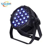 CHINA SAILWIN 54 * 3W RGBW IP65 Водонепроницаемый LED Par свет ПОЛЬЗА ДЛЯ СВАДЬБЫ PARTY DJ CLUB КТВ