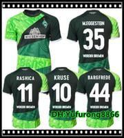 GüNstiger Verkauf Top Qualität Neue 2019 Männer Werder Bremen Retro 120 Jahre T-shirts Werder Bremen 120th Jahrestag Erwachsene Shirts Sportbekleidung Jagdwesten