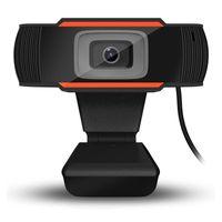 HOT 8x3x11cm A870C USB 2.0 câmera 640X480 Gravar vídeo HD Webcam Web Camera com microfone para computador para PC Laptop Skype MSN