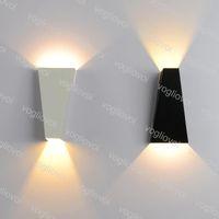 أدى أعلى الجدار مصباح في الهواء الطلق للماء الحديثة ضوء مربع بقعة الشمعدان الإضاءة غرفة المعيشة دي إتش إل
