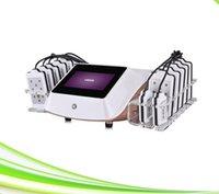 14 레이저 패드 차가운 zerona 레이저 지방 흡입 바디 슬림 레이저 지방 흡입 기계