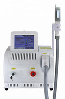 أحدث IPL OPT SHR E- ضوء إزالة الشعر RF الجلد تجديد آلة الليزر معدات التجميل مع 3 مرشحات