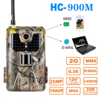 Suntek HC900M 20MP 1080P 2G SMS MMS SMTP Wildlife Trail Came...