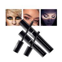 Fibre 3D Mascara Set doppio volumises Nerofumo innestato sferza dell'occhio sbavature impermeabile Curling spessi mascara Cosmetici