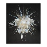 100% mundgeblasenes fabelhaftes Chihuly Art-niedrige Decken-Glaspendelleuchten-zeitgenössische Kunst-Decken-Leuchter-Leuchten