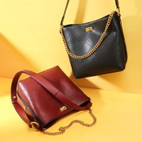 ACELOVE 2019 Luxury Women Bags Genuine Leather Handbag Bucke...