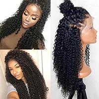 Кутикулы выровнены индийские волосы необработанные девственницы 360 кружева фронтальный парик глубокая волна HD кружева фронтальный парик 180% Денстий