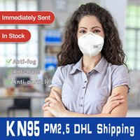 In Stock! KN95 FFP2 anti- Droplet PM2. 5 KN95 Masks Marks Face...