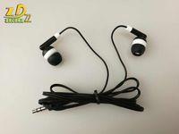 Moins cher New In-Ear Headphones 3.5mm Earbud Earphone Earpod Pour MP3 Mp4 Mobile téléphone pour cadeau Prix Usine 300ps