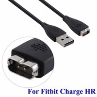 Fitbit 충전 HR 100cm 길이 교체 USB 충전기 케이블 고품질 코드 전원 라인 충전 코드