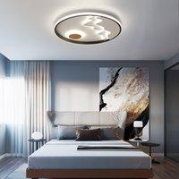 Nordic Kreative LED-Deckenleuchten RW189 Neuheit postmodern-Bett-Zimmer Deckenleuchte Moderne LED-Deckenleuchte-Befestigungen Glanz plafonnier