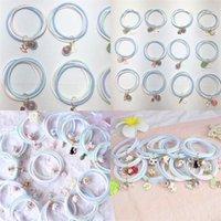 Bracelet en silicone Saison d'été Enfants Bijoux Bracelets Bracelet Bracelet en silicone insectes Expulsion Vert Bleu Blanc Rose 1 55sx C2