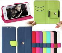 Girante dell'unità di elaborazione universale 360 cassa del telefono di vibrazione della carta di credito Portafoglio in pelle 4.1inch a 6.0inch per iPhone Pro 11 Max Samsung HuaWei