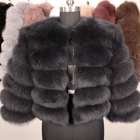 자연 진짜 모피 코트 여성 겨울 50cm 자연 모피 조끼 재킷 패션 outwear 진짜 조끼 코트