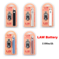 LAW Battery Blister Pack 1100mAh Preheating Variable Voltage...