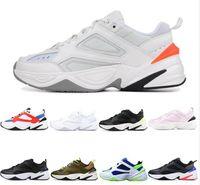 2020 أحذية M2K تيكنو أبي الرياضة للرجال أعلى جودة النساء مصمم أزياء Zapatillas المدربين أحذية مصمم 36-45
