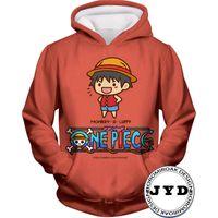 Hoodies Männer 3D One Piece Luffy Pullover Mens Frauen Hoodies Sweatshirts Familie Geschenk für Kinder Sweatshirts Unisex Jumper Paar Tees S-5XL