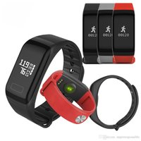 Moda F1 Bluetooth Waterproof relógio inteligente Moda feminina Ladies Heart Rate Monitor de Fitness Rastreador Smartwatch para IOS Android