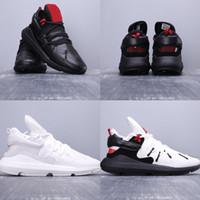 041119f88 Wholesale y3 qasa online - 2019 Luxury Designer New Running Shoes Y QASA  RACER Hight SnEakers