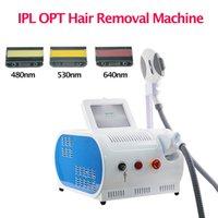 OPT SHR lazer Makinası Kalıcı Lazer Epilasyon shr elight IPL Cilt Bakımı özelleştirilmiş IPL lazer epilasyon