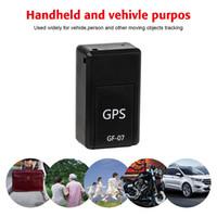 Mini GPS Tracker Auto Motorcycle Alarm Ubicazione Tracker GSM Anti Furto Position Rete Rete Monitor Monitor Accessori per auto