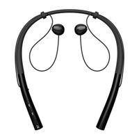 Fone de ouvido Bluetooth Wireless Headphones Para Xiaomi iPhone Neckband Headset Earbuds estéreo fone de ouvido Build-in Mic