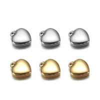 5pcs / lot Nouveau Mode couleur Or Argent en acier inoxydable Pendentifs blanc Emboutissage Mots clés Charm Bracelets Collier Fit Bijoux Makings Diy