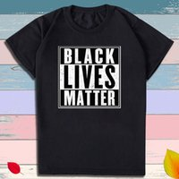 Black Lives Matter T- shirt for Men Women Casual Crew Neck To...