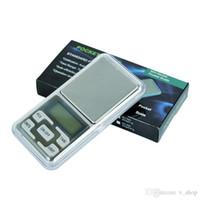 뜨거운 미니 전자 포켓 스케일 100g 200g 0.01g 500g 0.1g 쥬얼리 다이아몬드 스케일 균형 스케일 LCD 디스플레이 소매 패키지