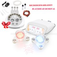 Portable Two Handles Photon LED Skin Rejuvenation + 3 In 1 De...