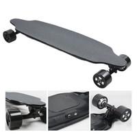 New Stong Electric Power Skateboard 4-Rad-Selbst Balancing Skateboard mit Fernbedienung Import Maple Elektrolongboard für Erwachsene