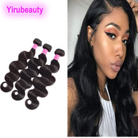 Indian 100% Virgin Human Hair Extensions 3 Bundles Body Wave...