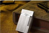 Yeni St çakmak hafif sesi anısına! Yeni kutu + adaptör mükemmel çevre gaz çakmak 1-23