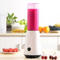 Ücretsiz Kargo Taşınabilir Elektrikli Sıkacağı Blender Meyve Bebek Maması Milkshake Mikser Et Öğütücü İşlevli Suyu Makinesi Makinesi