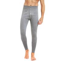 Roupa interior térmica masculina 2021 para homens Long Johns Inverno Quente Thermo Plus Size Leggings Roupas Tornadas