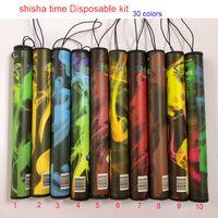 E Sigarette all'ingrosso Shisha Time Vape Pen Pen Joti Dispositivo monouso con 500 sbuffi Penna Vape Eshisha E Hookah Pen vs Bubber bar caldo