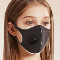 STOCK NOW!!! Reusable Breathing Valve Masks Anti- allergic PM...