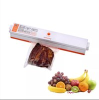220V 110V household food vacuum sealer packaging machine fil...
