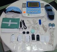 Low Frequency Channel 9 Clínica Uso ultrasonido médico TENS dispositivo láser ccsme calefacción por infrarrojos Con los ojos masajeador de pies EA-VF29
