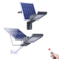 Foco reflector solar 20W 30W 50W 100W LED IP65 de la luz de calle del alto brillo SMD 3030 Edison2011 proyector solar al aire libre de la lámpara