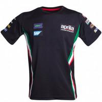 MotoGP-Trikots Motocross T-shirts Downhill Dirt Bike-Sweatshirt ATV-Jerseys Aprilia Motorrad-Team-Sweatshirt Schnell trockener j