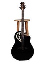 41 بوصة قشرة شجرة التنوب الغيتار الكهربائي الصوتية جولة العنب يعود حفرة الشعبية الغيتار الصوتية